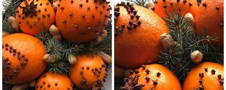 Ozdobné pomeranče