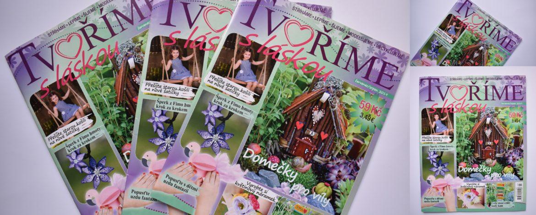 Časopis – TVOŘÍME s láskou